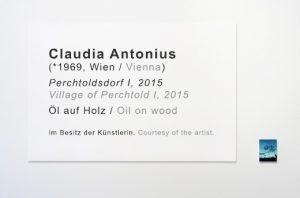 Konzeptuelle Malerei, Ausstellung, Wien, Niederösterreich