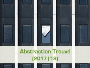 To project Abstraction Trouvé
