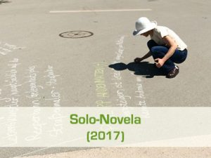 Projekt Solo-Novela öffnen