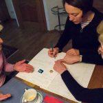 Interview mit den Lütkemeyer-Schwestern / Interviewing the Lütkemeyer sisters