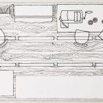 Registratur der Maschinenfabrik Niemeyer / Registry of Niemeyer engineering works