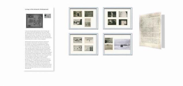 Überblick: Textpanel 6 und zugehörige Ausstellungsstücke
